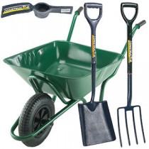 Digging Tools, Wheelbarrows & Gardening Tools