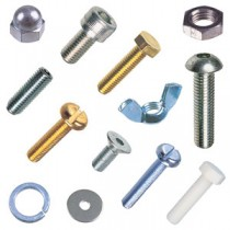 Threaded Fasteners - Nuts, Bolts & Washers
