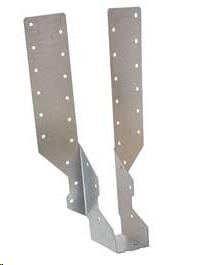 TIMBER/TIMBER JOIST HANGER STANDARD LEG 125MM