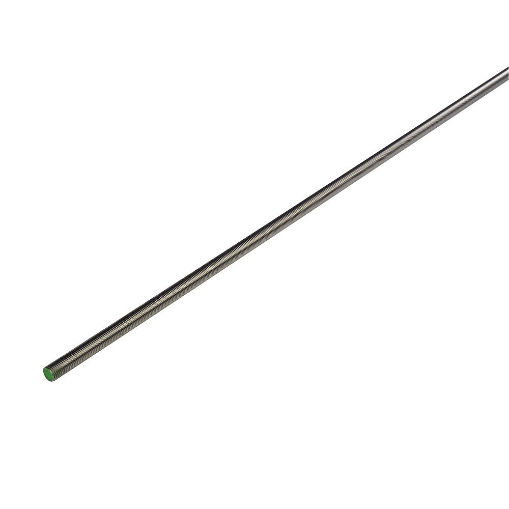 THREADED BAR - A2 STAINLESS STEEL M24 X 1M