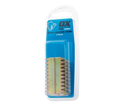 OX  SCUTCH  COMBS 38MM