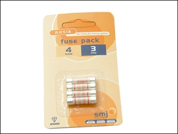FUSES 13 AMP (PK 4) SMJFU13AC