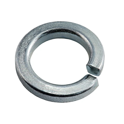 SQUARE SECTION SPRING WASHER - BZP M 4