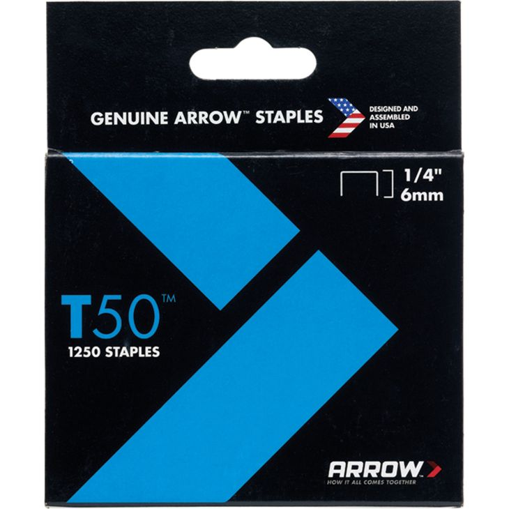 STAPLES - T50  6MM