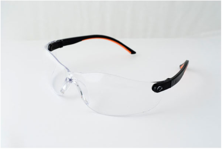 MONTANA SAFETY GLASSES WITH ANTI MIST LENS
