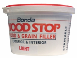 WOODSTOP  BONDA HANDY PACK - STAINABLE LIGHT