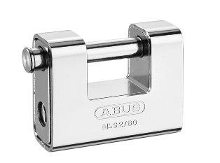 ABUS MONOBLOC S 92 SHUTTER PADLOCK