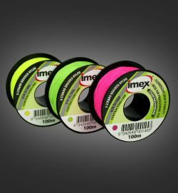 IMEX STRING LINE PINK 100MTR