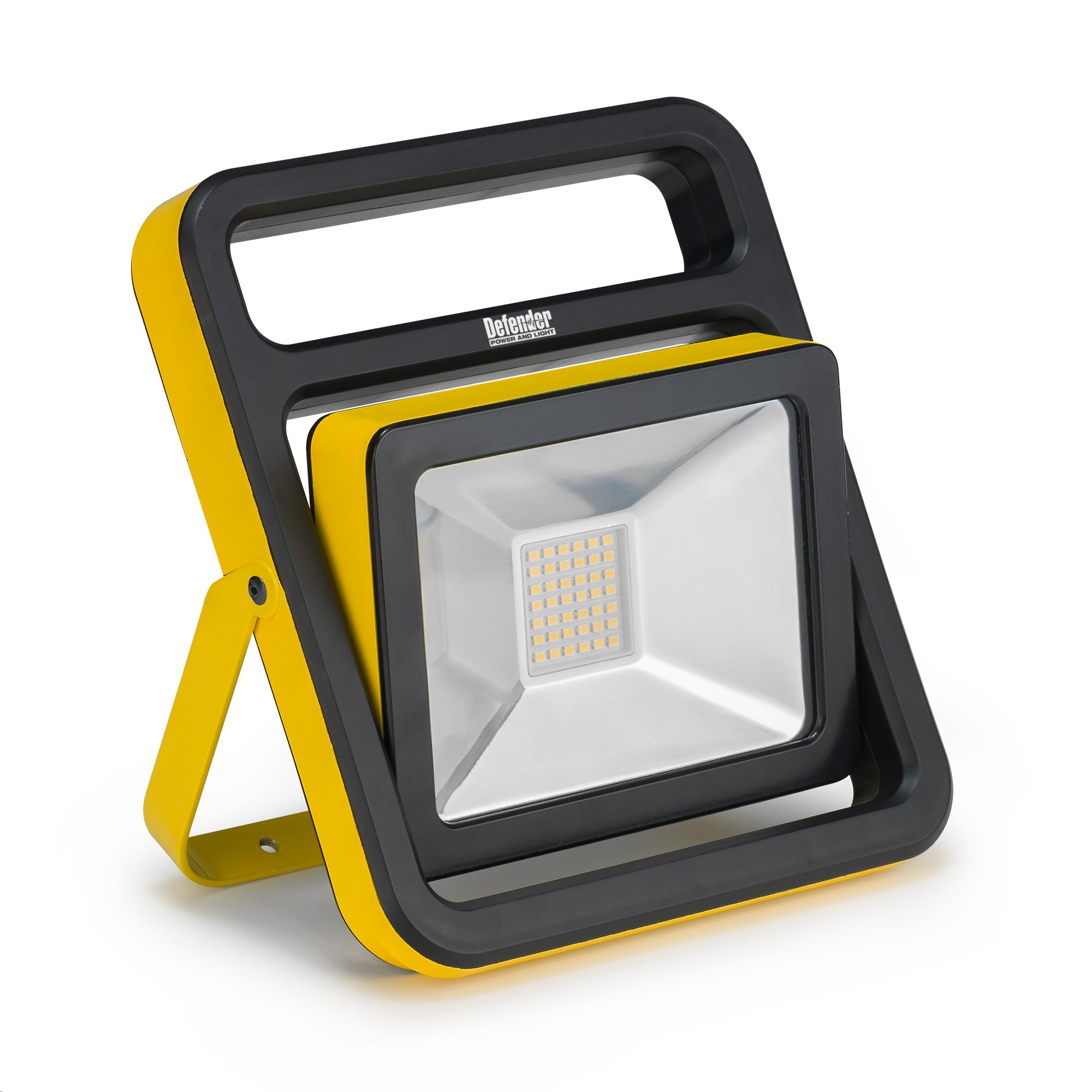 DEFENDER 20W LED SLIMLIGHT 110V