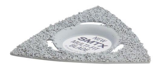 SMART MULTI-TOOL BLADE - TRIANGULAR CARBIDE RASP