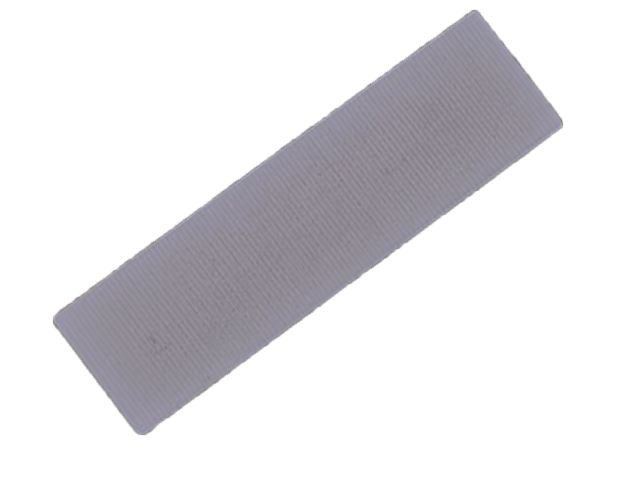 FLAT BATTEN PACKER 28 X 100 X 4MM (GREY)