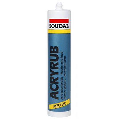 ACRYRUB UK - EXTRA WHITE - 300ML