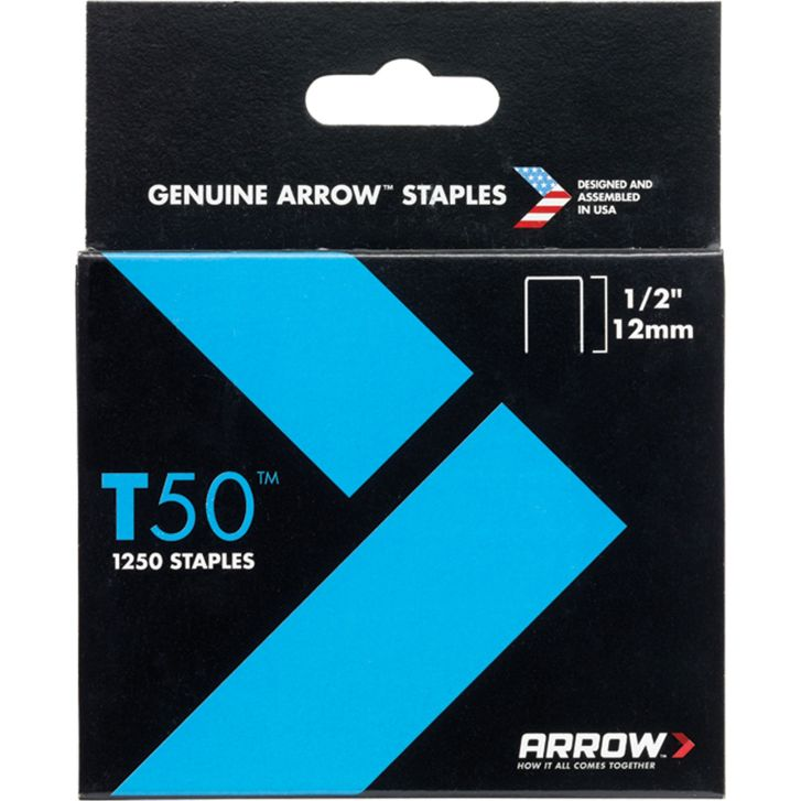 STAPLES - T50 12MM
