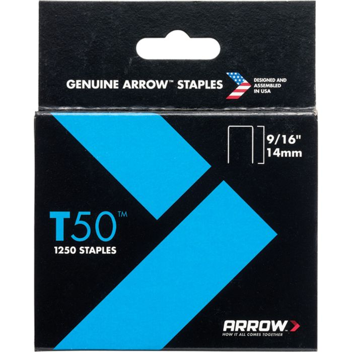 STAPLES - ARROW T50 14MM