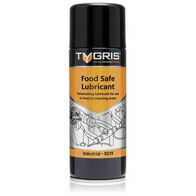 FOOD SAFE LUBRICANT 400ML TYGRIS R-219