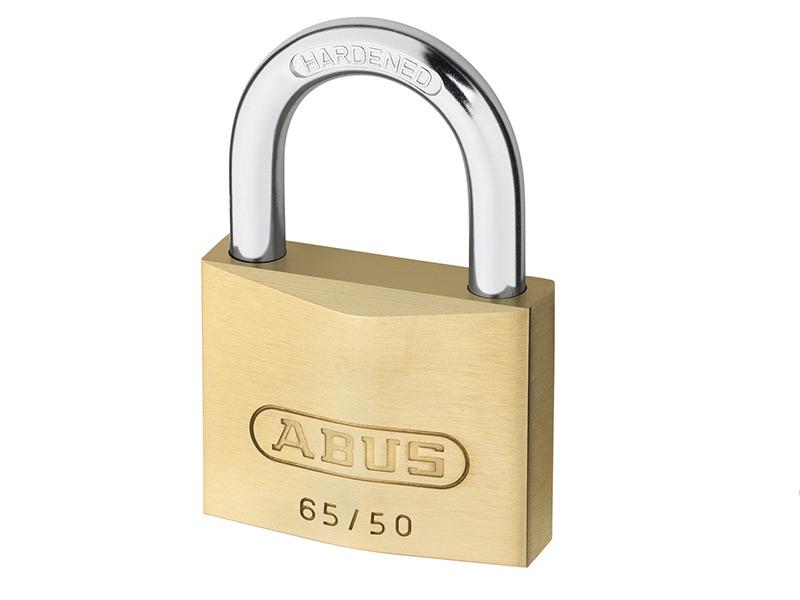 ABUS KA BRASS PADLOCK 65/50 ABUKA12003