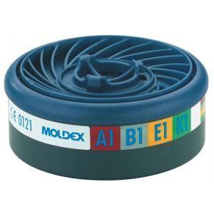 MOLDEX 9400 EASYLOCK ABEK1 GAS COMBINATION FILTERS (PAIR)