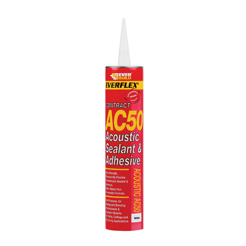 CONTRACT AC50 ACOUSTIC SEALANT & ADHESIVE 900ML