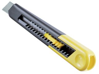 UTILITY KNIFE - SNAP OFF 18mm STANLEY 010151