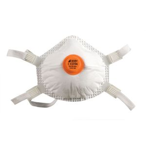 DUST MASK - 3030V FFP3V VALVED MLD