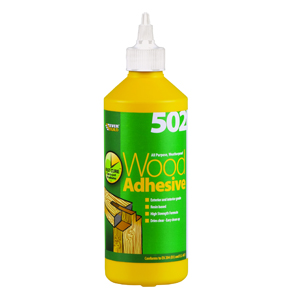 502 WOOD ADHESIVE BOTTLE 250ML