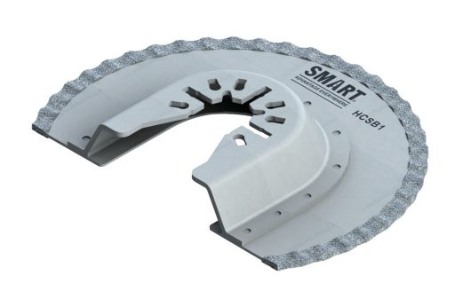 SMART TRADE - CARBIDE (WAVEY) SEGMENT MULTI-TOOL BLADE
