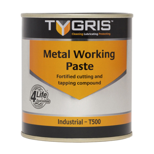 METAL WORKING PASTE FORTIFIED CUTTING AND TAPPING COMPOUND (450GRM)