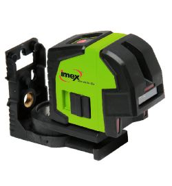 IMEX LX22 CROSS LINE AND DOT LASER