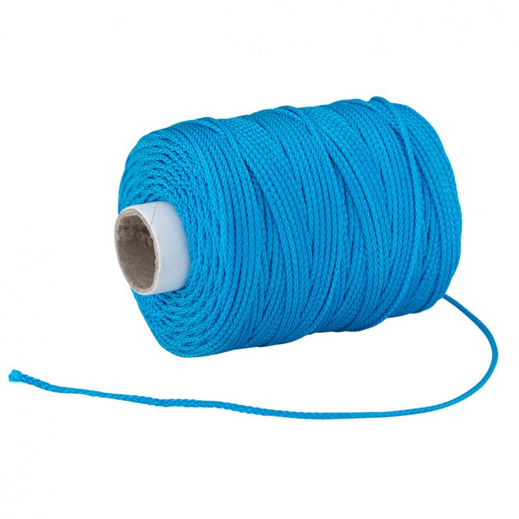 OX PRO CYAN NYLON BRAIDED TOUGH BRICKLINE 105MTR (350FT)