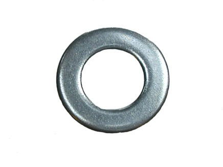FORM B FLAT WASHER - BZP M 4