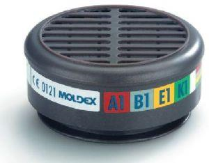 MOLDEX 8900 ABEK1 GAS COMBINATION FILTERS (PAIR)