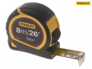 STANLEY 8M/26FT POCKET TAPE TYLON