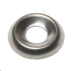 SURFACE SCREW CUP WASHER - 4.0 (7-8G) A2 STAINLESS STEEL