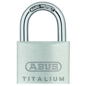 ABUS TITALIUM PADLOCK 64TI/40