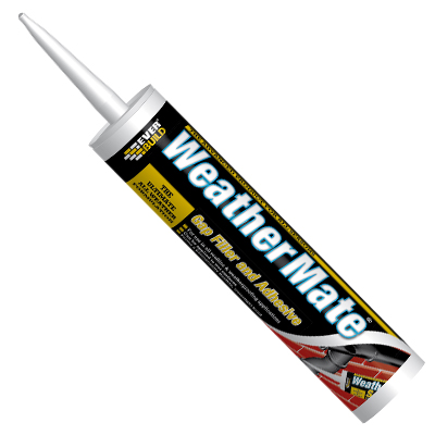 WEATHERMATE SEALANT & ADHESIVE C3 CLEAR