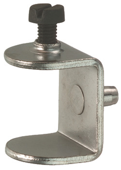 SHELF SUPPORT - PLUG IN 5MM HOLE NP FOR 20MM THICK SHELVES