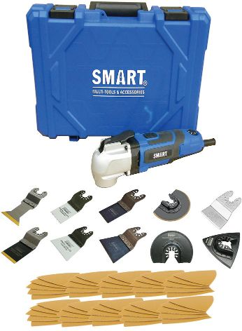 SMART MULTI-TOOL PROFESSIONAL KIT 300W 110V