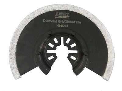 SMART TRADE - 85MM SUPER THIN DIAMOND EMBEDDED SEGMENT MULTI-TOOL BLADE