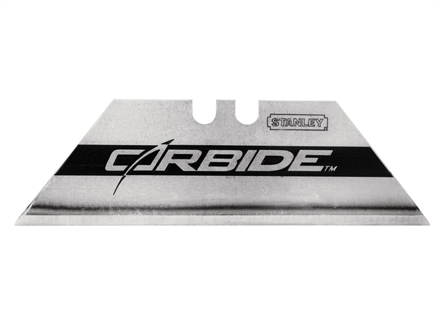 STANLEY CARBIDE KNIFE BLADES (PK 10) 2-11-800