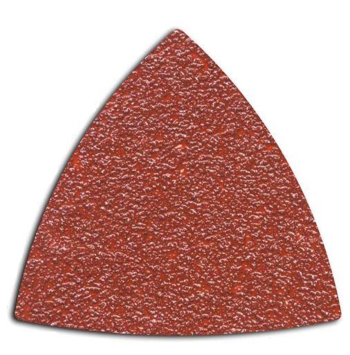 SMART TRADE - 93MM DELTA MULTI-TOOL SANDING SHEETS  80G (PACK OF 5)