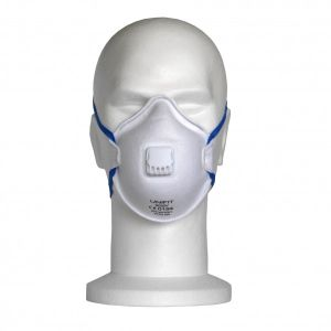 DUST MASK - 5020V FFP2 VALVED