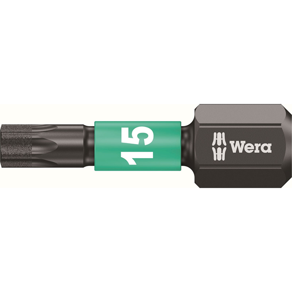 SCREWDRIVER INSERT BIT - WERA TORX TX30 X  25MM IMPAKTOR DIAMOND