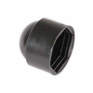 NUT AND BOLT PROTECTION CAP BLACK M6