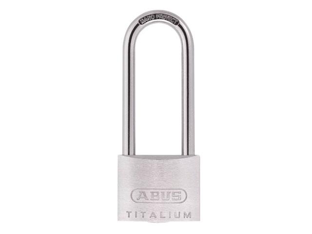 ABUS TITALIUM PADLOCK 64TI/50HB80