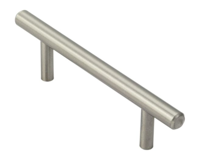 MINI T BAR HANDLE 12 MM DIAMETER 64MM C/C CP