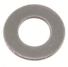 WASHER - A2 S/S FLAT M8