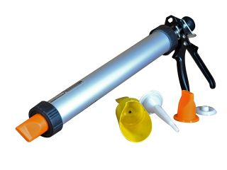 ROUGHNECK PROFESSIONAL BRICK MORTAR GUN SET